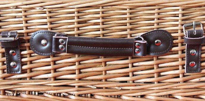 Basket, Woven, Strap, Handle, Wicker, Weave, Handmade