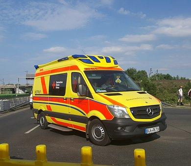 Ambulance, Rtw, 112, Use, Emergency, Rescue, Vehicle