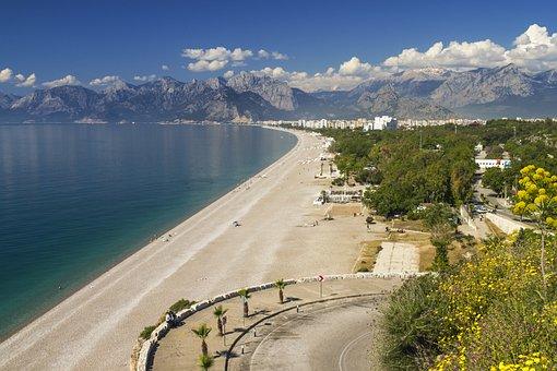 Antalya, Turkey, Landscape, Alanya