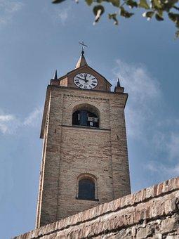 Monforte, Italy, Church, Italy Church, Architecture