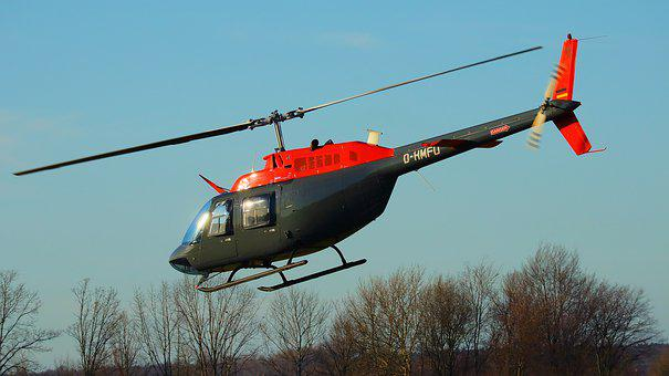 Bell, Jetranger, Helicopter, Bundeswehr, Army Aviation