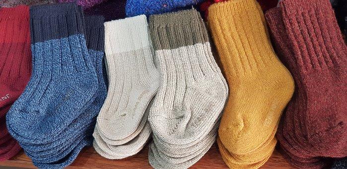 Socks, Kids, Cute, Baby, Clothing