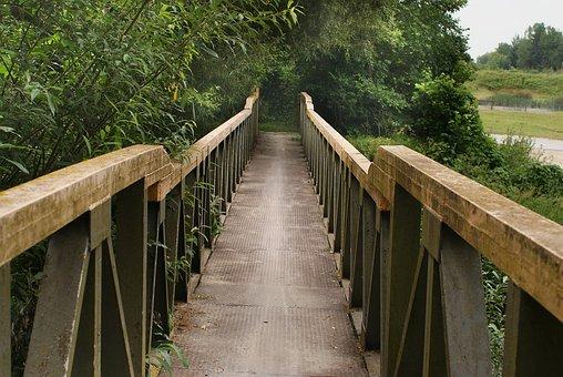 Bridge, Landscape, Travel, Way, Nature