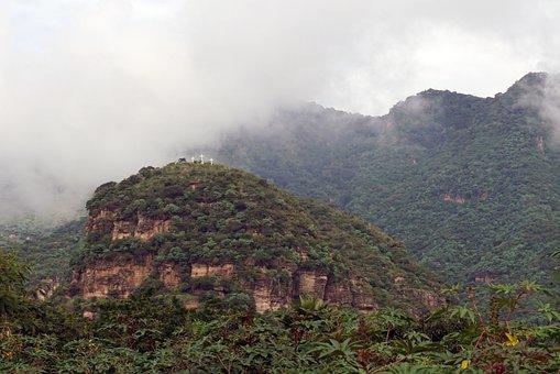 Malinalco, Nature, Landscape, Mountains
