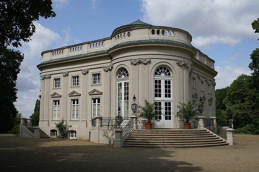 Braunschweig, Castle, Richmond, Lower Saxony, Park