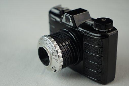 Camera, Photography, Photograph, Photo, Vintage