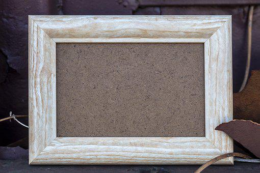 Wood, Wooden, Frame, Picture, Border