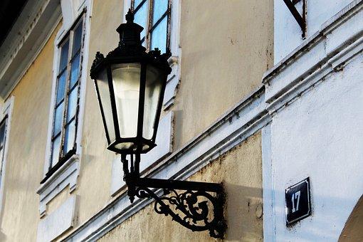 Prague, City, Architecture, Art Nouveau, Building