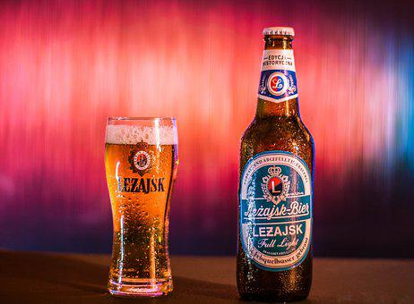 Beer, Leżajsk, Alcohol, Cup, Bar, Drink