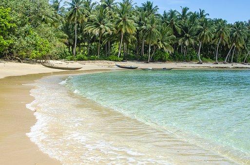Indonesian Beach, Shore, 2018, Free Image, Seascape