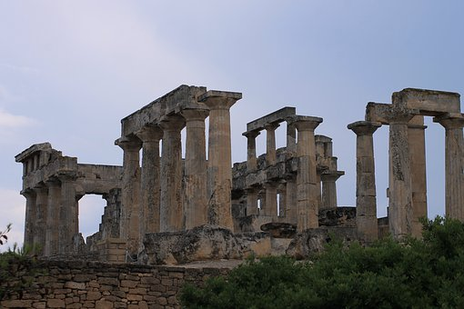 Greece, Aegina, Afaia