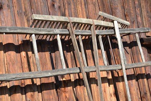 Wood, Old, Computing, Wood Processing, Head