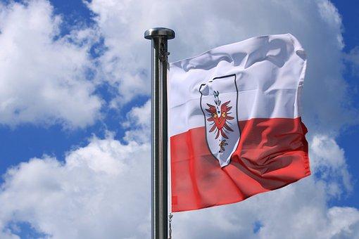 Blue, Land, Nation, Symbol, Red, Flag