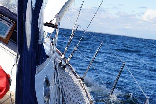 Wind, Sailboat, Navigation, Marine, Sky