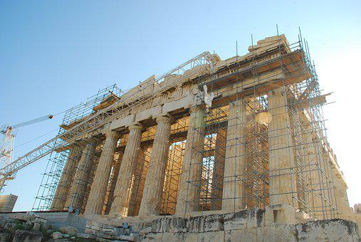 Athens, Greece, Acropolis, The Parthenon, History