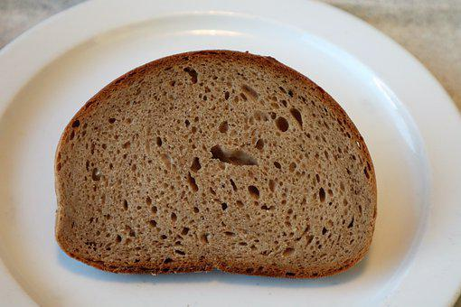 Bread, Black Bread, Eat, Food, Delicious, Healthy