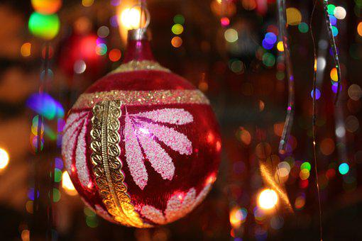 Christmas, Christmas Ornament, Advent