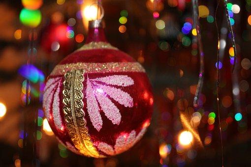 Christmas, Christmas Ornament, Advent, Christmas Balls