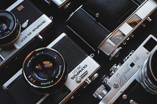 Cameras, Classic, Camera, Photography, Vintage, Film