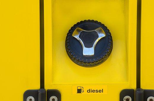 Fuel, Tank, Cap, Close-up, Vehicle, Gasoline