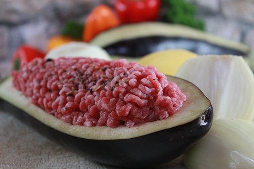 Eggplant, Vegetables, Food, Cook