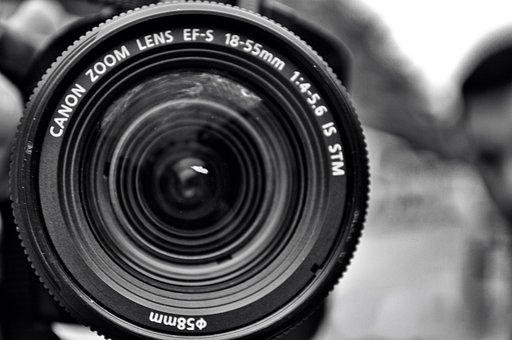 Camera, Nikon, Lens, Dslr, Photography, Photographer