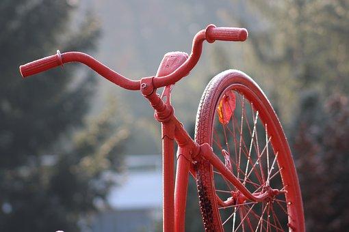 Velo, Bike, Saddle, Bag, Cycling, Locomotion, Spokes