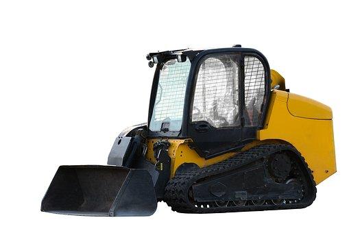 Vehicle, Equipment, Isolated, Machine, Machinery