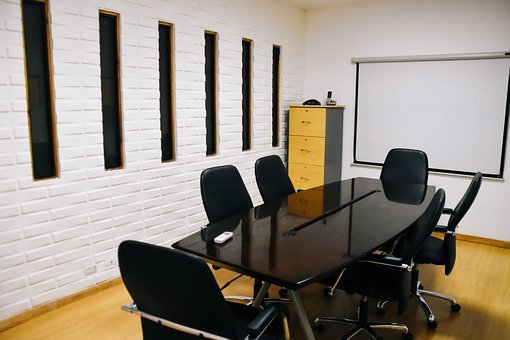 Working Collaboration, Meeting Room, Networking