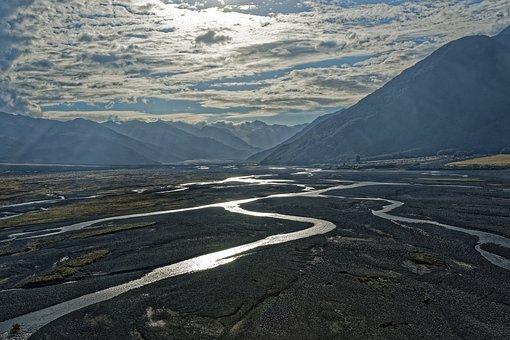 New Zealand, Arthur's Pass National Park
