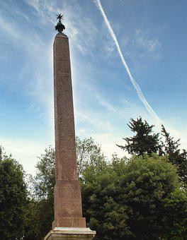 Obelisk, Rome, Architecture, Romano, City, Piazza