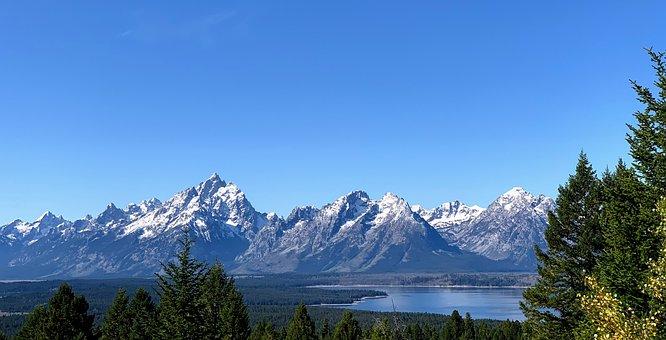 Grand Teton, Teton, Grand Teton National Park, Park