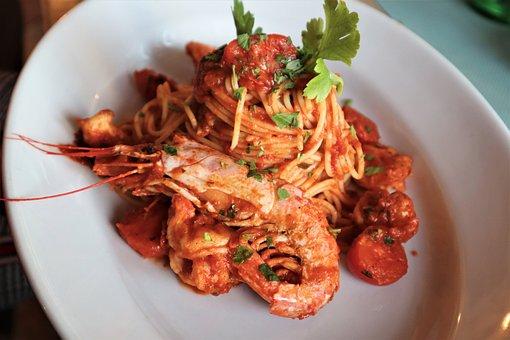 Noodles, Spaghetti, Pasta, Eat, Italian