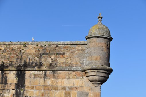 Turret, Ramparts, Saint Malo