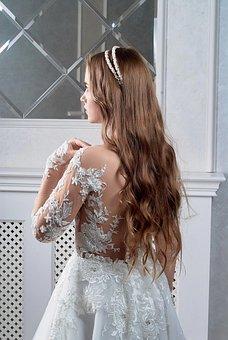 Wedding, Bride, Girl, Love, Couple