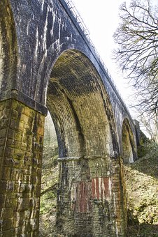 Bridge, Arch, Design, Construction