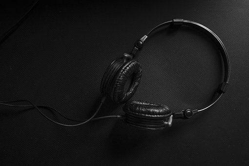 Earphones, The Music Background, Hard Rock