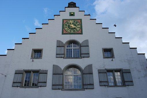 St Gallen, Marketplace, Bohl, Waaghaus, Facade