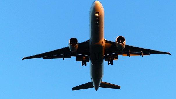 Transport, Aircraft, Travel, Flight, Sky