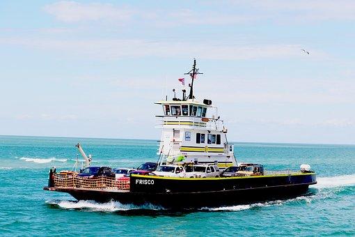 Boat, Vehicle Carrier, Vessel, Transport, Marine