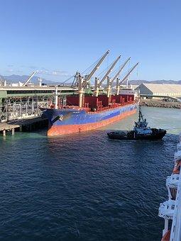Port, Wharf, Maritime, Trade, Export