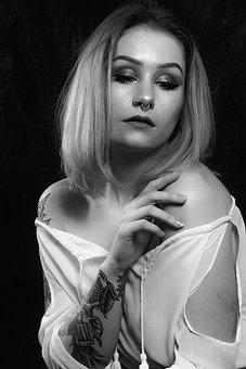 Shannon, Sphinx, Harwood, Model, Arm, Tattoo, Hand