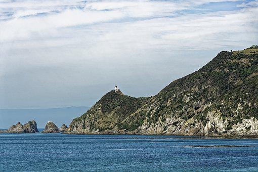 New Zealand, Nugget Point