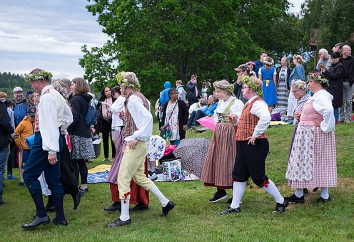 Midsummer, Culture, Tradition
