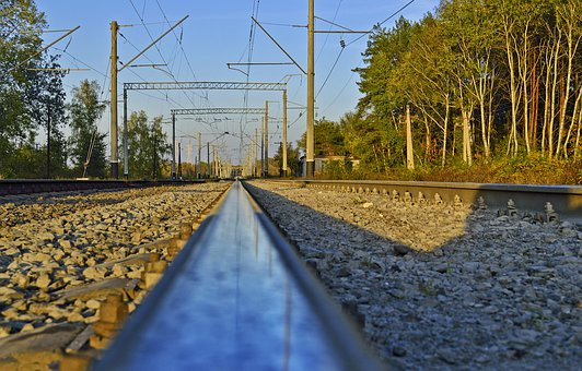 Railway, Rails, Train, Travel, Transport, Ways, Nature