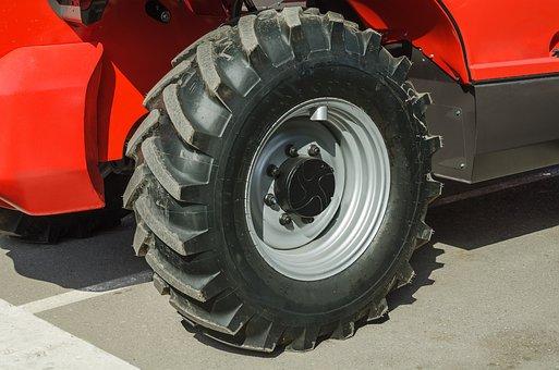 Wheel, Black, Transportation, Shiny, Metal, Shape