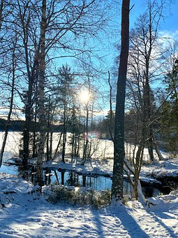 Easter, Winter, Spring, Our, Nordmarka