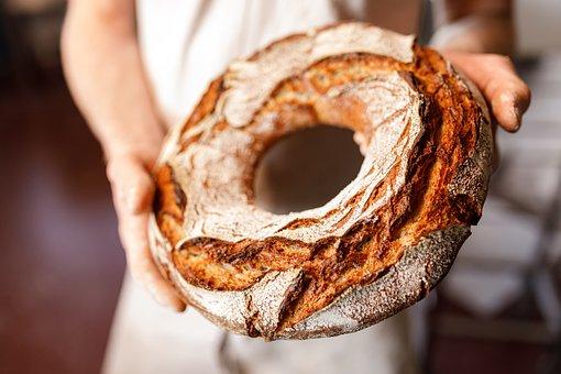 Baker, Bread, Food, Bakery, Bake, Baked, Crispy