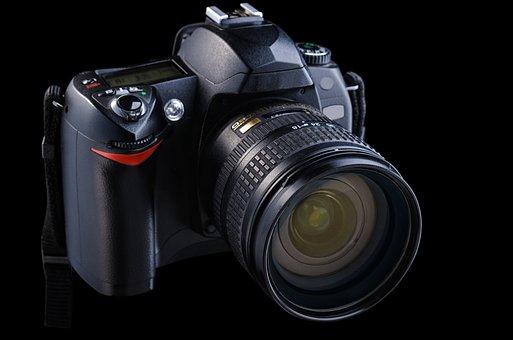 Objects, Technology, Camera, Lens, Slr, Image