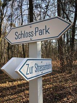 Castle Park, Nymphenburg Palace, Munich